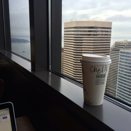Freelancing in Seattle: Where I'm working Today