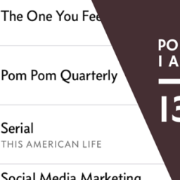 I missed #PodcastDay, but these are the podcasts I adore